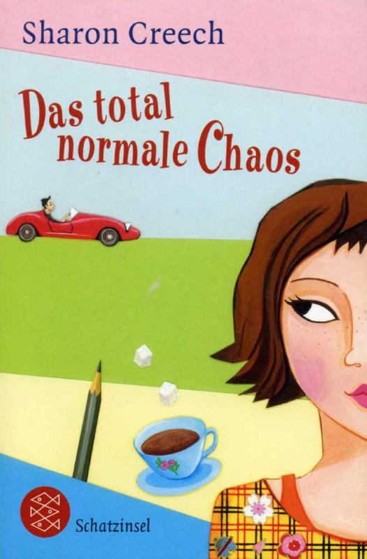 """Fischer Verlag, Sharon Creech, """"Das total normale Chaos"""" Autorenbegleitung"""