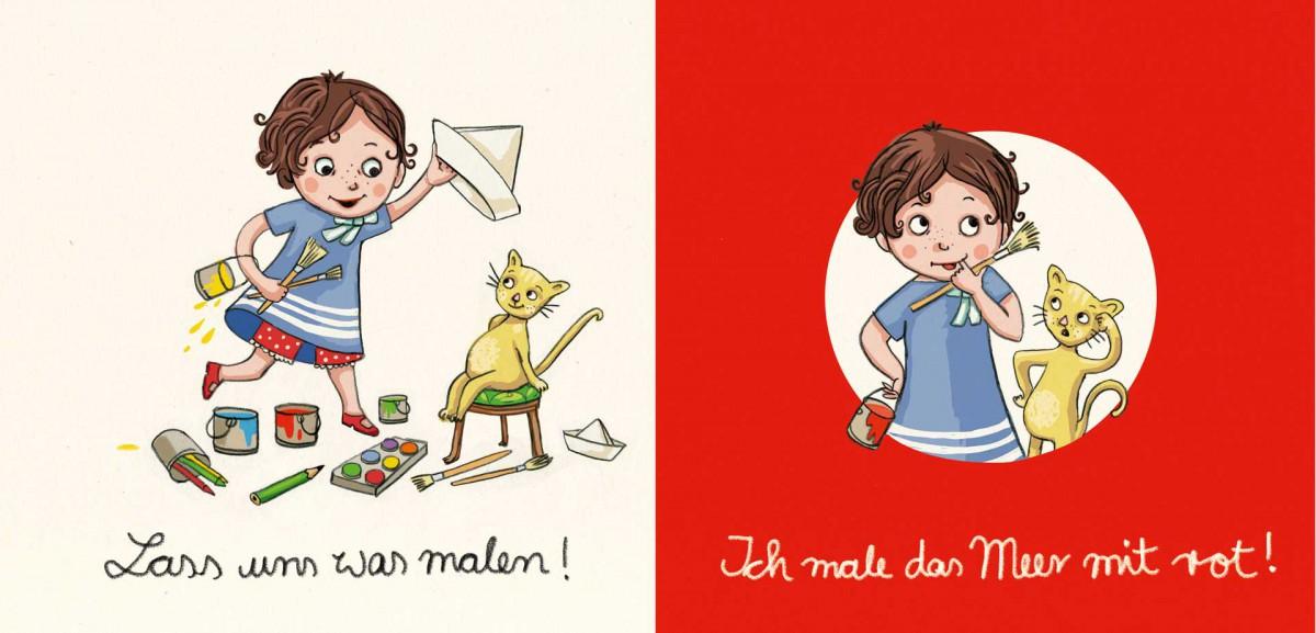 """Magellan Verlag """"Lotti und Theo"""" Serie von Annabelle von Sperber"""