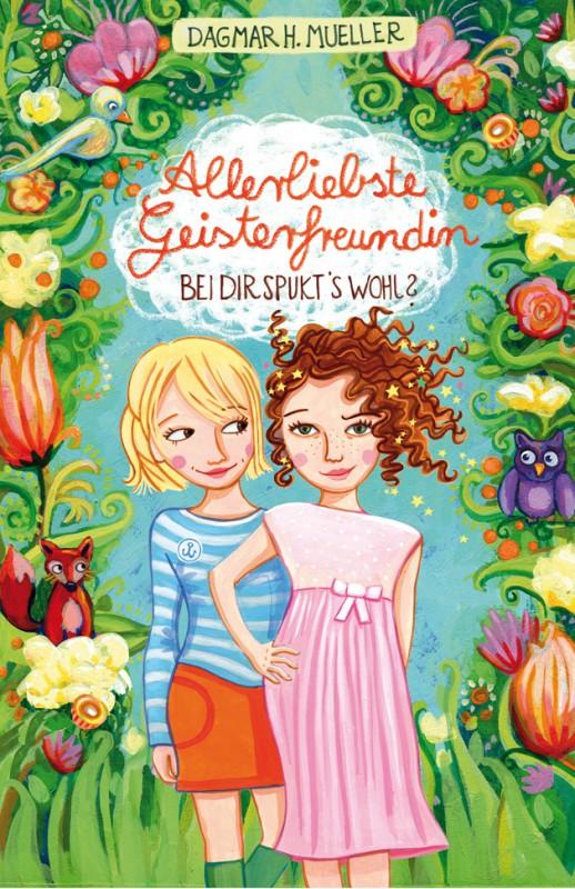 """Bertelsman Verlag """"Allerliebste Geisterfreundin"""" Trilogie"""